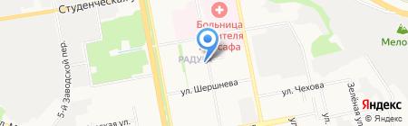 Текстиль для дома на карте Белгорода