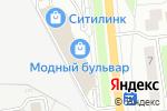 Схема проезда до компании ИЗЫСК в Белгороде