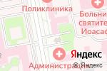 Схема проезда до компании Храм Святой Блаженной Матроны Московской в Белгороде