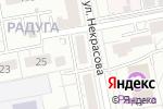 Схема проезда до компании Магазин текстиля для дома в Белгороде