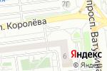 Схема проезда до компании Сеть магазинов в Белгороде