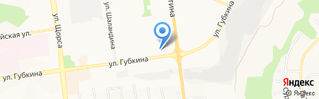Детский сад №81 на карте Белгорода