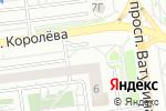 Схема проезда до компании Старая Крепость в Белгороде