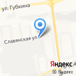Стальэнерго на карте Белгорода