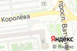 Схема проезда до компании Магазин игрушек в Белгороде