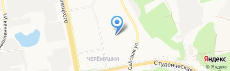 Детский сад №15 на карте Белгорода