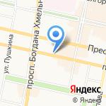 Free style на карте Белгорода