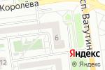 Схема проезда до компании Мона в Белгороде