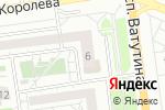 Схема проезда до компании Электрик в Белгороде