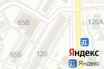 Схема проезда до компании BelRobot в Белгороде