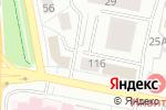 Схема проезда до компании Респект в Белгороде