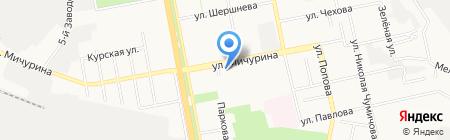Принт-Копи на карте Белгорода