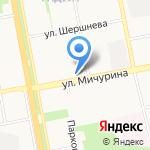 Ситцевый мир на карте Белгорода