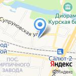 Бизон-Групп на карте Белгорода