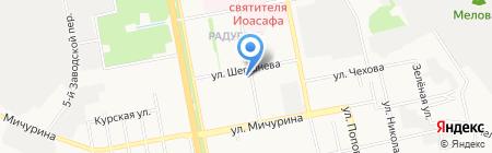 Супер Детки на карте Белгорода