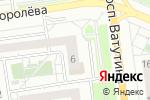 Схема проезда до компании Лови Букет в Белгороде
