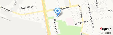 Pantera-Models на карте Белгорода