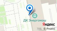 Компания Орфей на карте