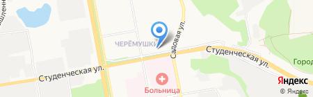 АрхиWEB на карте Белгорода
