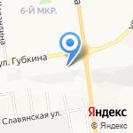 Haier на карте Белгорода