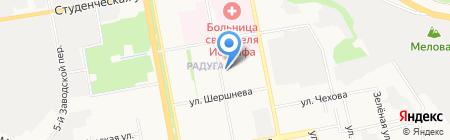 Азбука Материнства на карте Белгорода