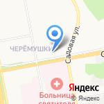 Белтранс на карте Белгорода