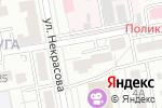 Схема проезда до компании Апельсин в Белгороде