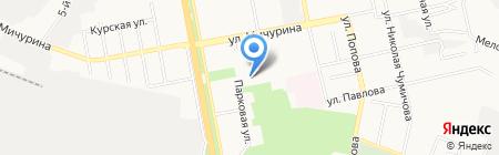 Sound Box Studio на карте Белгорода