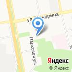 Энергомаш на карте Белгорода