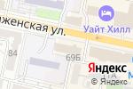 Схема проезда до компании Кофе Шейпс в Белгороде