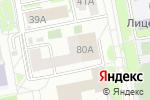Схема проезда до компании Паркинг в Белгороде