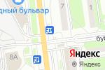 Схема проезда до компании Инфо-пресса в Белгороде