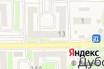 Схема проезда до компании Пивной залив в Дубовом
