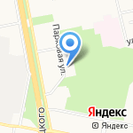 Компания Феликс Белгород на карте Белгорода