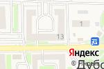 Схема проезда до компании QIWI в Дубовом