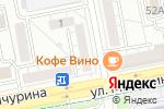 Схема проезда до компании Ника в Белгороде