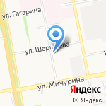 Арлифарм на карте Белгорода