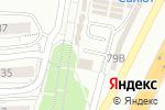 Схема проезда до компании ВелоМото31 в Белгороде