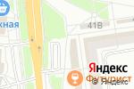 Схема проезда до компании Дон Рулон в Белгороде