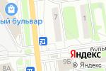 Схема проезда до компании С.О.Ц в Белгороде