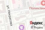 Схема проезда до компании Азбука Материнства в Белгороде