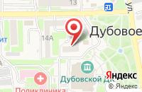 Схема проезда до компании ЗАГС Белгородского района в Дубовом
