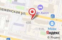 Схема проезда до компании New home в Белгороде