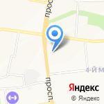 Техмаркет на карте Белгорода