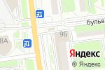 Схема проезда до компании Касса по продаже билетов в Белгороде