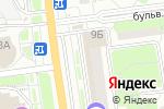 Схема проезда до компании РЕТ в Белгороде