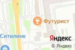 Схема проезда до компании Медея в Белгороде