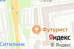 Схема проезда до компании Техмаркет в Белгороде