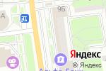 Схема проезда до компании Премьера в Белгороде
