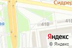 Схема проезда до компании Арена в Белгороде